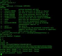 Pdf password remover – crack pdf files – linux