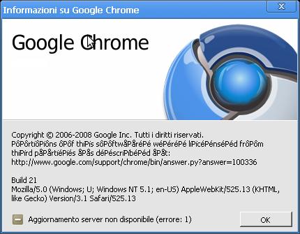 Installare google chrome su linux – ubuntu 9.04 9.10
