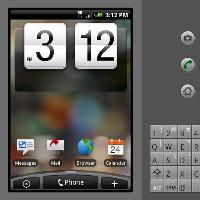 Provare l'interfaccia HTC Sense (Rosie) di android sull'emulatore